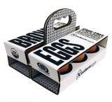 Custom Printing Fluted Paper Egg Packing Box