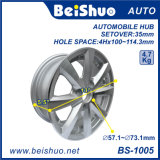 Aluminium Wheel Hub Rim with Die Casting