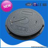 En124 A100 Waterproof Anti-Fall Net BMC Manhole Lid