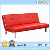 Modern Living Room Sofa with Leather Corner Sofa Leather Sofa Bed