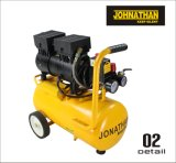 CE Approved 550W 3/4HP 24L Oil Free Silent Air Compressor (JT55124N)