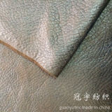 Bronzing Suede Compound Fabric for Sofa Covers