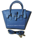 Hight Fashion Women Leather Tote Bag with Hight Quality (M10473)