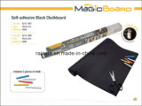 Self-Adhesive Black Chalkboard for Shool and Office Supply