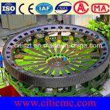Girth Gear Applied in The Cement and Minerals Industries