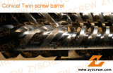 High Performance Conical Double Screw Barrel Zyt 358