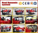 Zhuoyuan 4D Full Motion Seat Car Game Machine