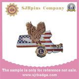 Hard Enamel Pin, Medal Badge, Emblem