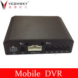 DVR Movil 4CH 3G WiFi GPRS SD GPS Tracking Recorder H. 264