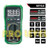 2000 Counts Professional Digital Multimeter (MY64)