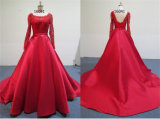 Top Fashion Lace Wedding Bridal Dresses Cheap Party Evening Dress