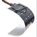 Electrical Solar Panel 100W 18V Semi Flexible Solar Panel China Factory Supply