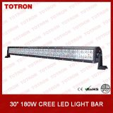 Hot Sale! ! ! Totron 180W 30 Inch LED off Road Light Bar
