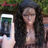 Natural Wave Human Hair Fashion Full Lace Wig