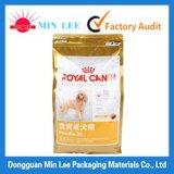Aluminum Foil Ziplock Pet Food Packaging Plastic Bag (ML-AL-01)