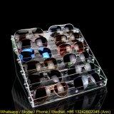 High Transparent Acrylic Sunglasses Display Stand