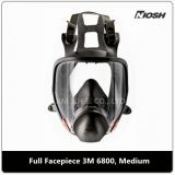 Gas Mask (3M 6800)