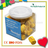 Disposable Tourniquet in Square PVC Ring-Pull Can (P1183)