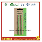 Color Paper Logo Pen for Advertising Pen Gift