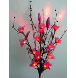 Top Quality OEM Design LED Artificial Flower