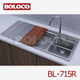 Stainless Steel Sink (BL-715L/R)