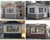 Portable Cabin for Shop, Coffee Shop Using
