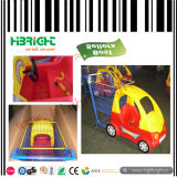 Kids Plastic Supermarket Trolley for Sale