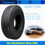 Sand Tire 1400-20 in Truck Tire Bias Nylon Tire