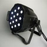 High Power PAR Can RGBW LED PAR 64 Light 54X3w
