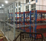 Warehouse Partition Steel Wire Fence