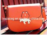 Candy Color Han Edition New Trend Lady Shoulder Bag and Messenger Bag