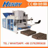 Qtm10-15 Full Automatic Mobile Block Making Machine Egg Layer Brick Machine