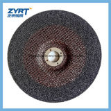 T27 Grinding Wheel 180X6X22 Red Grinding Disc for Stainless-Steel
