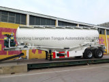 Tongya Brand Bulk Cement Tank Trailer with Two Axles
