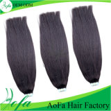 High Quality 100% Unproccessed Virgin Human Remy Hair Extensions
