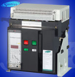 Telemecanique Acb Merlin Gerin Air Circuit Breaker 3p Dw45-2500A