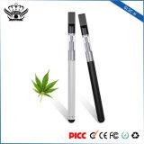 Vaporizer Atomizer 0.5ml Disposable Dual Coils Hemp Oil Cartridge Cbd Oil Vape Pen Ecig