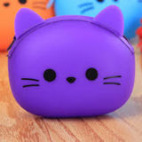 Colorful New Design Silicone Coin Wallet