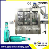 Glass Bottle Beer Filling and Packing Machine System
