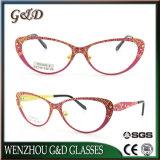 High Quality Fashion Acetate Glasses Optical Frame Eyeglass Eyewear