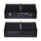 Qotom-Q330p Mini Computer AES-Ni Dual Core Intel 4005u Linux PC
