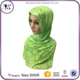 100% Cotton Convenient Put off Wholesale Instant Muslim Women Hijab Scarf