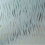 3-5mm Clear and Tinted Louver Glass/Acid Etched Glass/Frost Glass