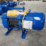 220V 380V Lifting Hoist Equipment Wire Rope 300kg-2000kg Electric Power Winch