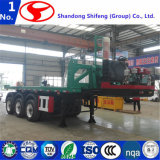 Rear Dumper Semi Trailer with High Efficiency