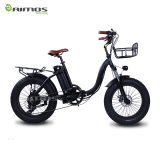 Changzhou Aimos Pedal Assistance Folding Electric Bike with Pedals