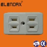 Surface Type Duplex Outlet (AE6002)
