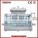 Easy to Operate 8 Heads Filling Machine for Liquid Line