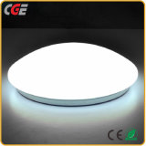 Emergency 20W 30W 40W Radar Microwave Motion Sensor IP65 Round LED Ceiling Light LED Panel Light