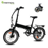 AMS 350W 20′′ Foldable Electric Bike with 13.2 Samsung Battery